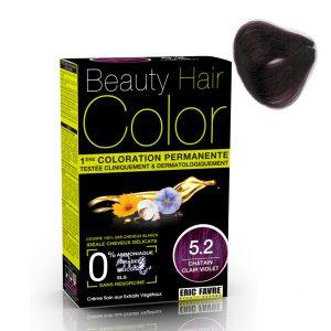 vopsea de păr 5.2 Șaten violet