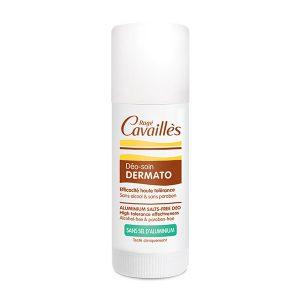 Deodorant stick dermatologic