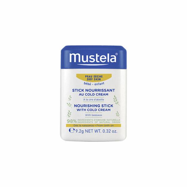 Mustela Stick nutritiv cu Cold Cream